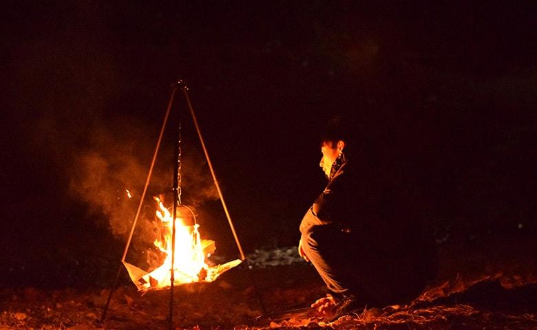 撮影キャンプ9