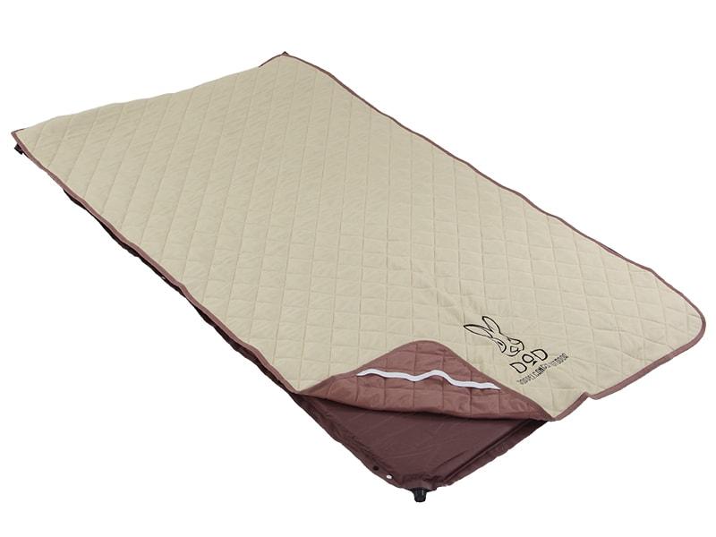 シーツエアマット用クールパッドの各部の特徴(シーツエアマットぴったりサイズ)