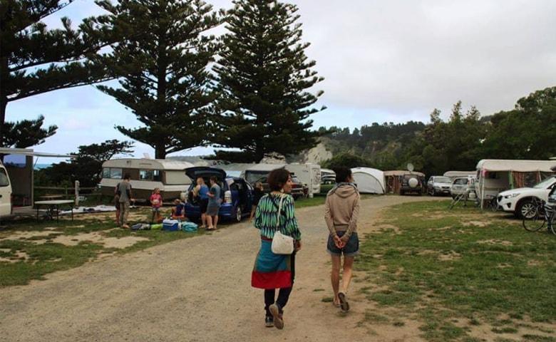 ニュージーランドキャンプ3