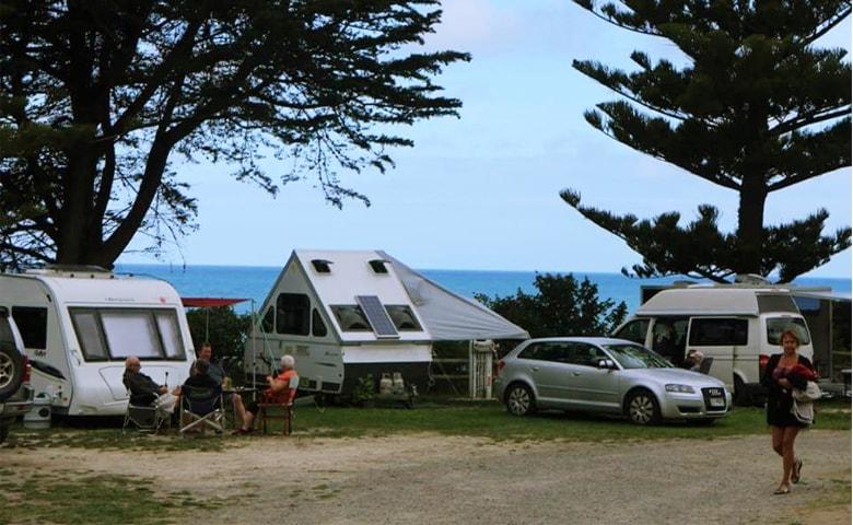 ニュージーランドキャンプ9