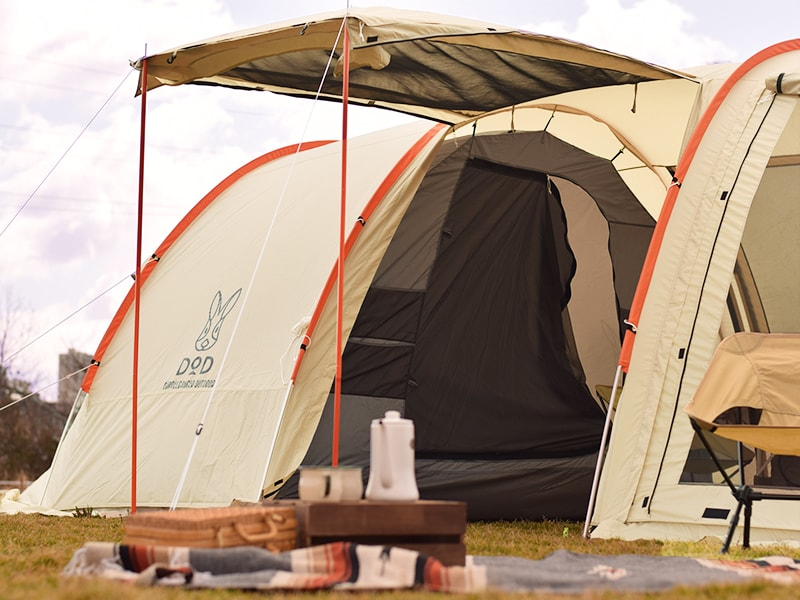 テント・タープポールのギャラリー画像