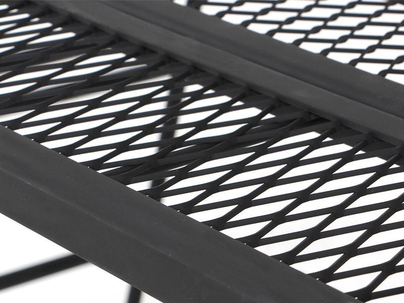 テキーラテーブルの各部の特徴(耐火塗装)