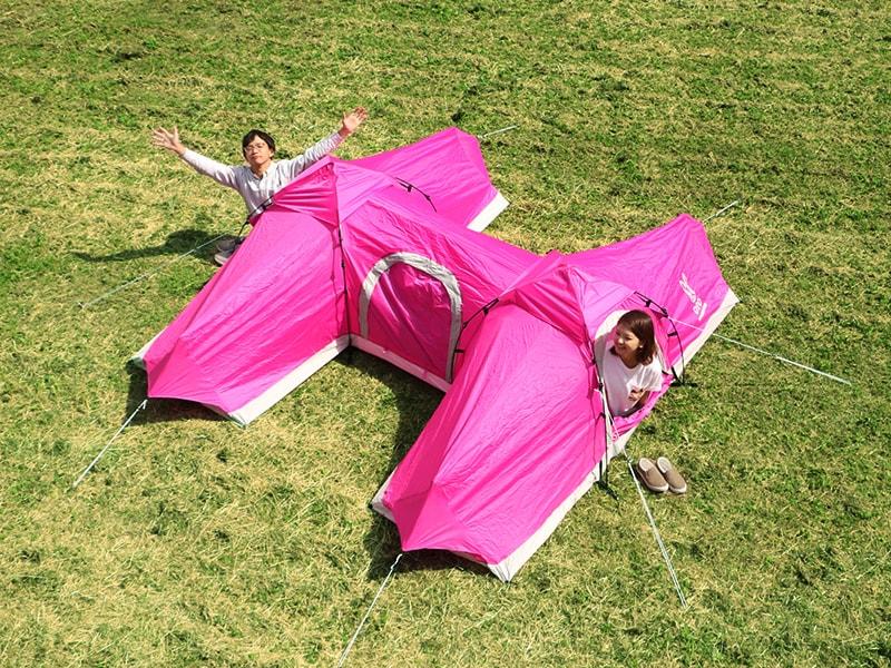 Hテントのギャラリー画像