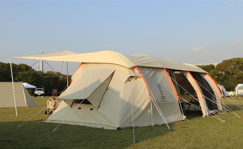 テントを少しでも長く使いたい人のための最低限のメンテナンス方法