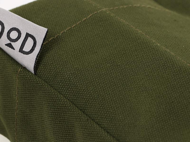 ペグマクハコブペグバッグの各部の特徴(丈夫な帆布素材)