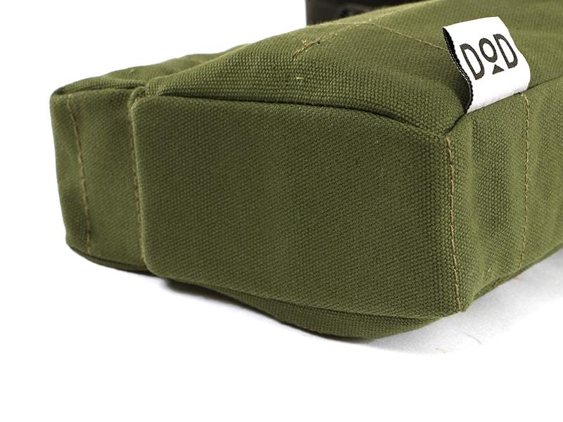 ペグマクハコブペグバッグの各部の特徴(突き抜け防止の底板)
