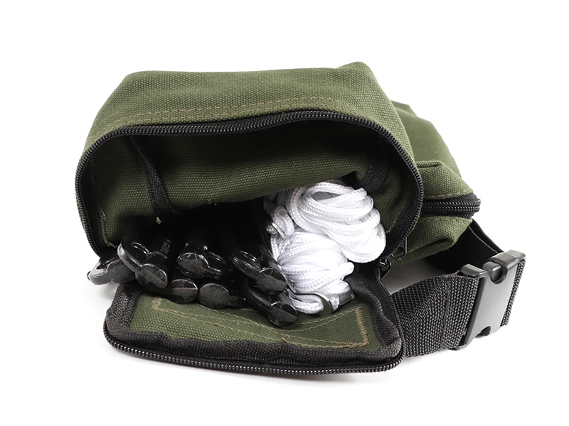 ペグマクハコブペグバッグのメインの特徴(取り出しやすい大口設計)