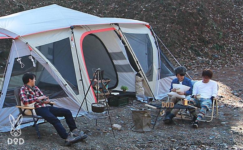 秋キャンプ4