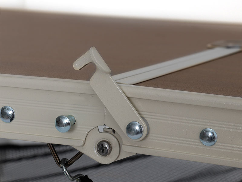 ハッピーテーブルセット の各部の特徴(テーブルロック)