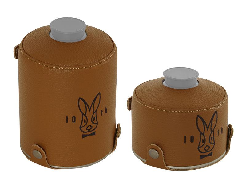 DODガス缶カバー DOD10周年記念アイテム