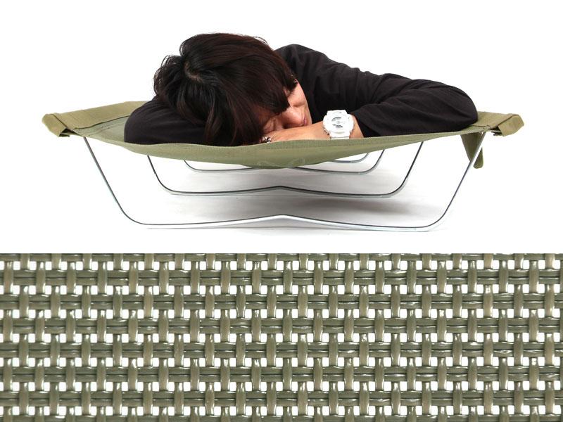 ウルトラクールキャンピングベッドのメインの特徴(メッシュで涼しく快適に就寝)