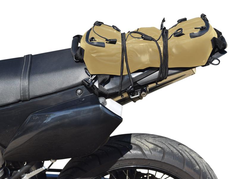 ライダーズクーラーバッグの各部の特徴(コンパクトサイズ)