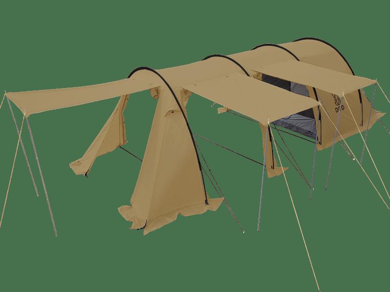 カマボコテント2画像