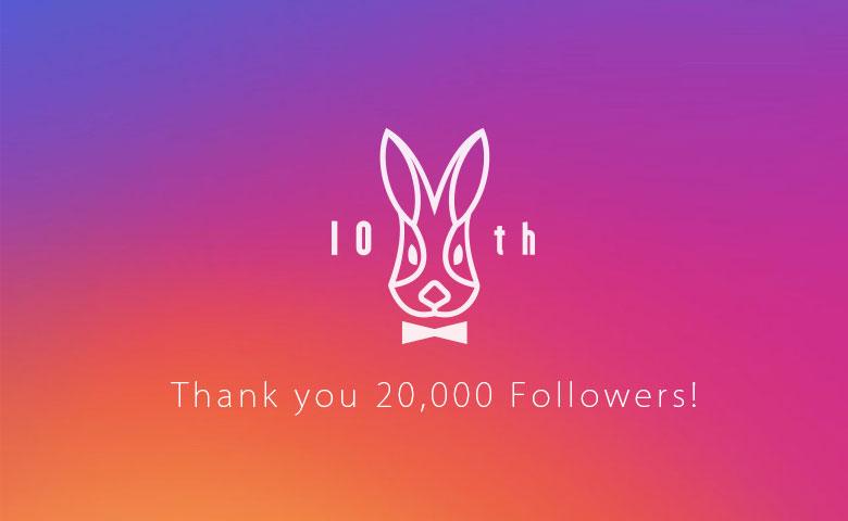 祝☆10周年&2万人フォロワー突破記念!!Instagramキャンペーンに当選しためっちゃDODな厳選写真10枚