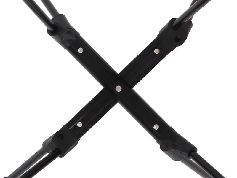 スワルスエックスのメインの特徴(X型フレームで安定性向上)