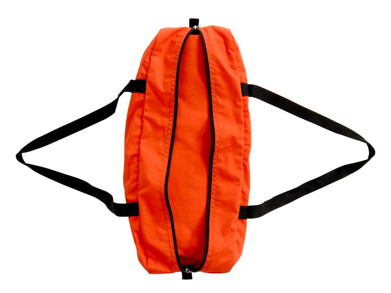 ムゲンタープの各部の特徴(収納しやすいキャリーバッグ)