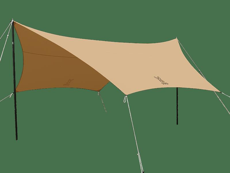 ヘーキサタープの製品画像