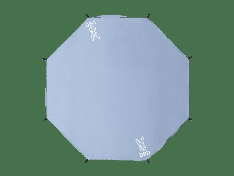 タケノコテントミニ用グランドシートの製品画像