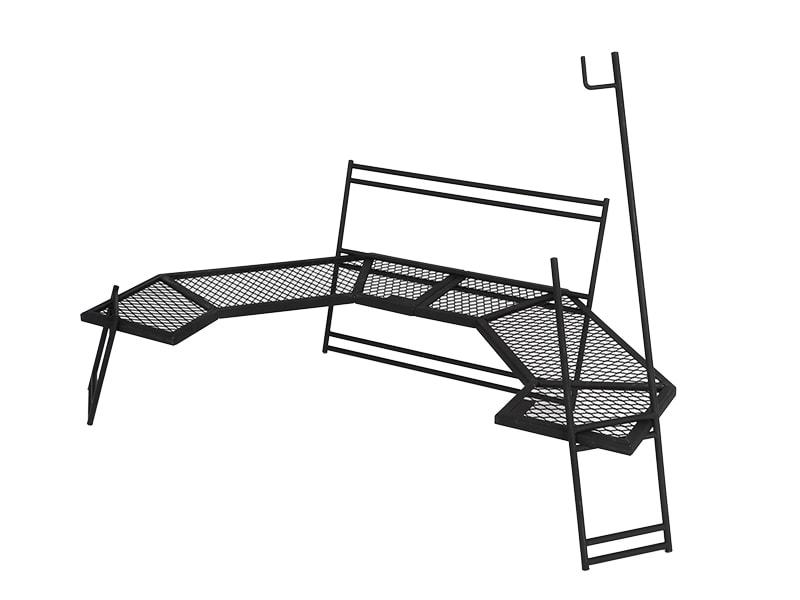 テキーラ180の組立/設営方法