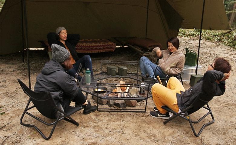 秋冬キャンプにぴったり!DOD×CIAOPANIC TYPYのコラボ商品ついに発売開始!
