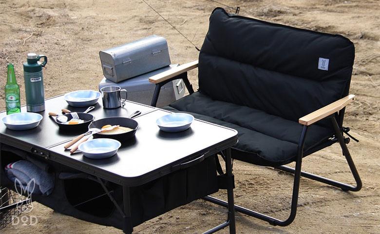 自前で安くセルフグランピング。一般人がオートキャンプでグランピングをするための道具7選。