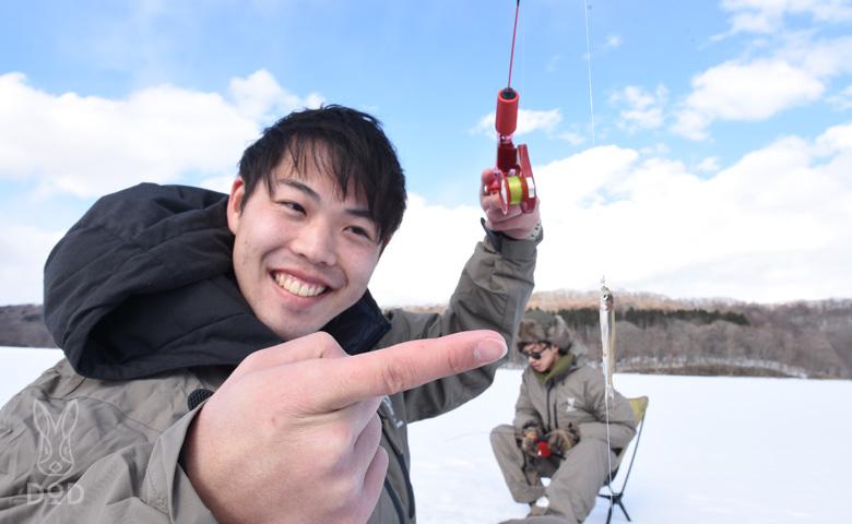 はじめてのワカサギ釣りした時に感動することTOP3