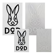DODロゴステッカー4枚セット(S&M)の製品画像