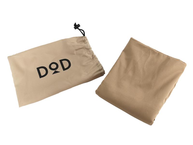ソトネノサソイLの各部の特徴(シーツ用バッグ)