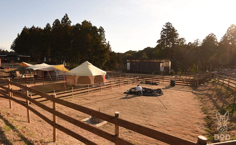 the farm dod farmree イベント