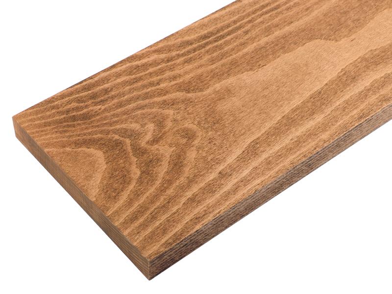 テキーラウッドプレートMのメインの特徴(木材の質感を活かしたオイル塗装)