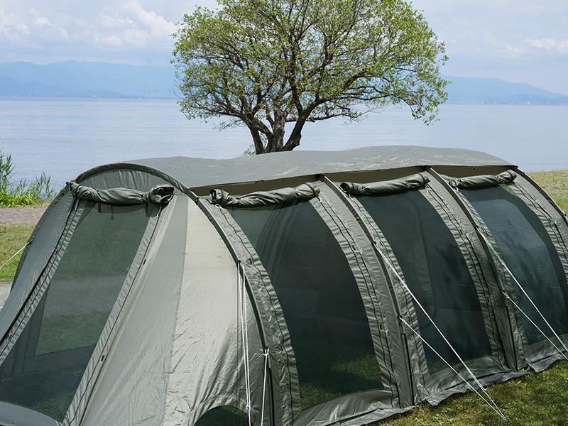 カマボコ テント クエ