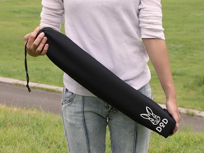 キャリーワゴン用ロール天板のメインの特徴(持ち運びに便利なキャリーバッグ)