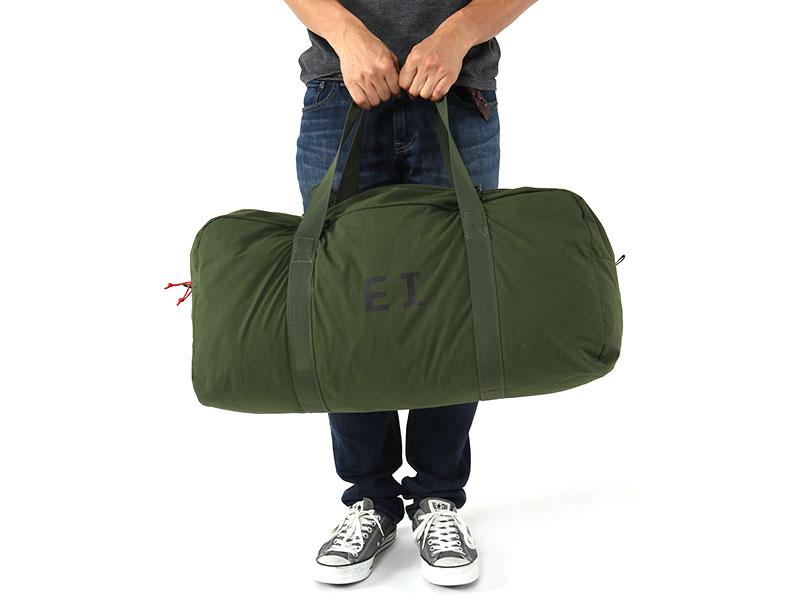 エイテントの各部の特徴(専用コンプレッションバッグ)