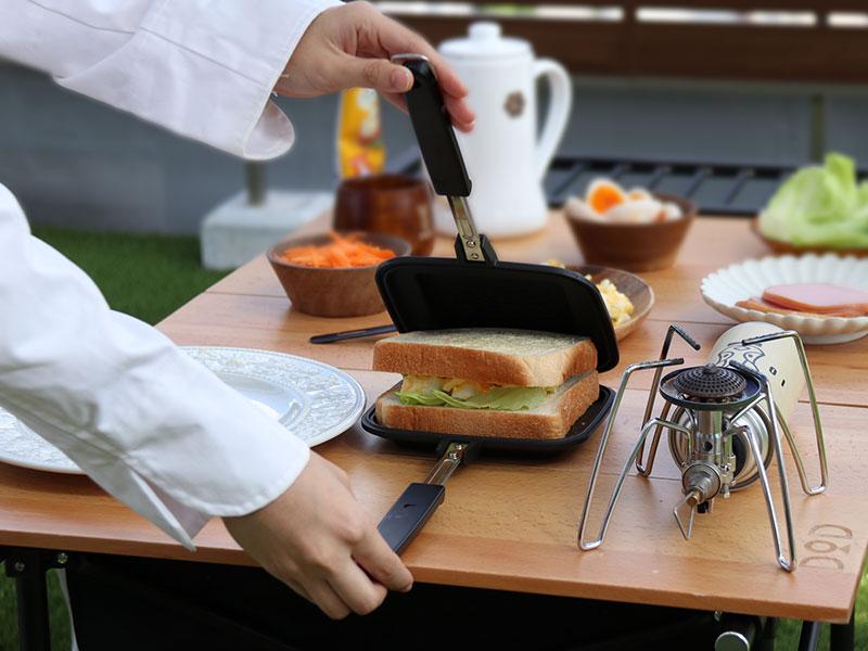 うさサンドメーカー美味しいうさサンドを作ろう!画像