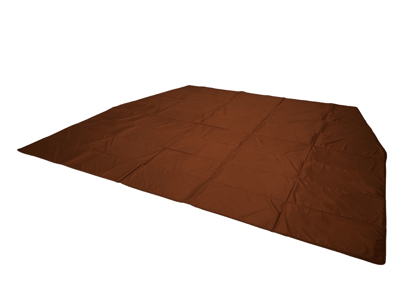 カマボコテント3L用マットシートセットの製品画像