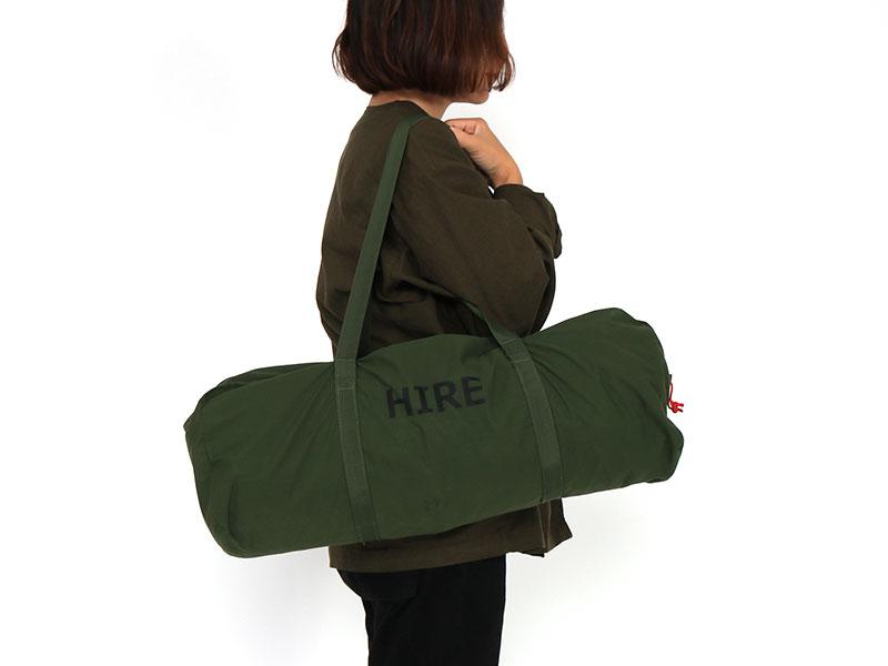 ヒレタープの各部の特徴(専用コンプレッションバッグ)