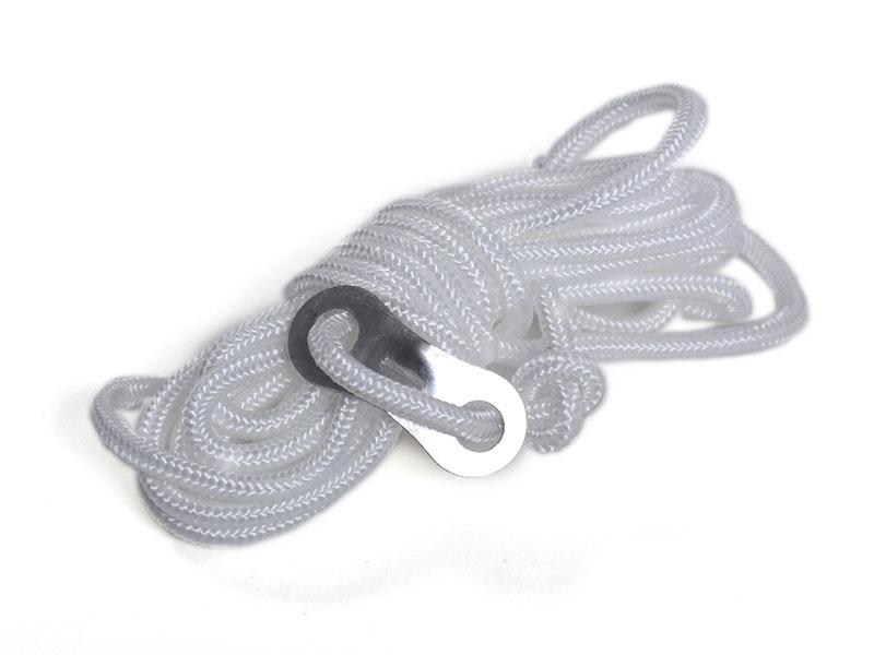 TCワンタッチタープMの各部の特徴(ロープ付属)
