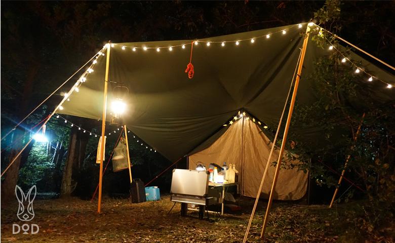 DOD女子キャンプ