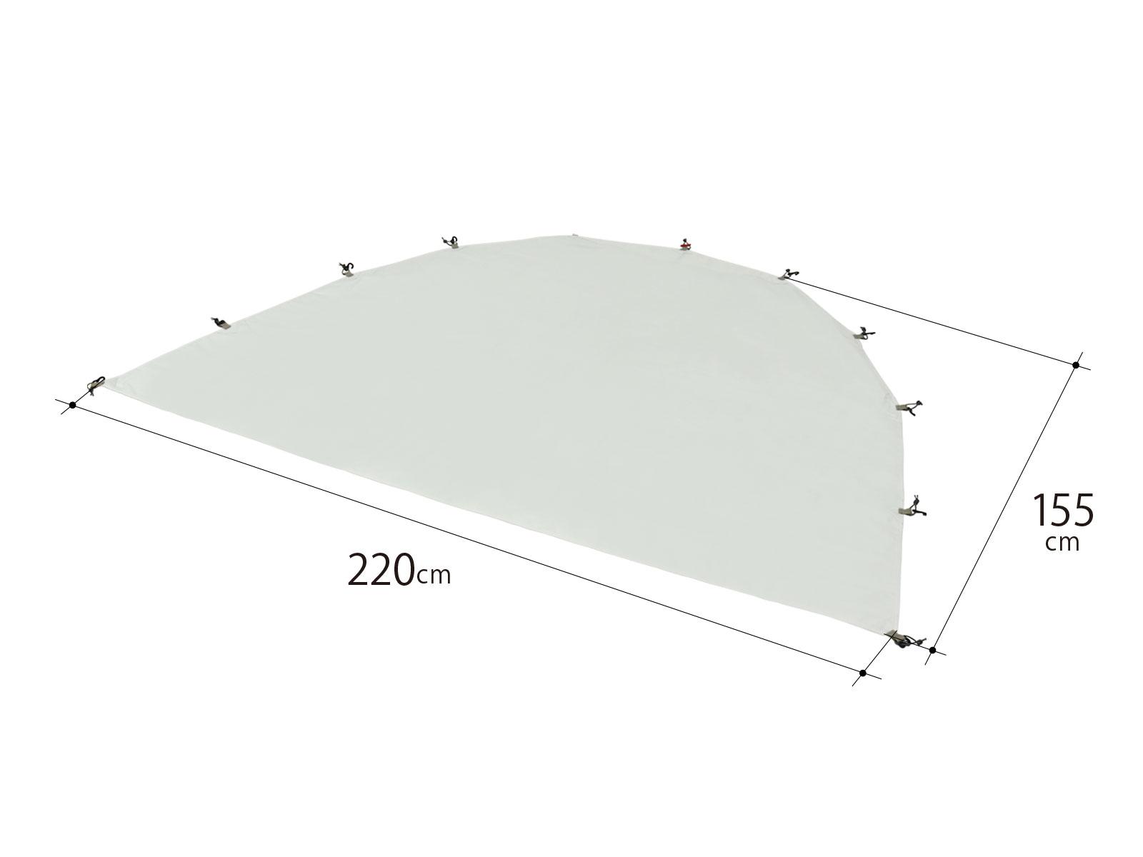 カマボコシアターSのサイズ画像