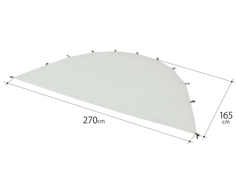カマボコシアターMのサイズ画像