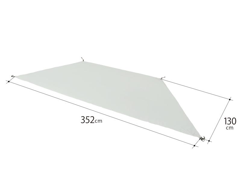 カマボコシアターLのサイズ画像