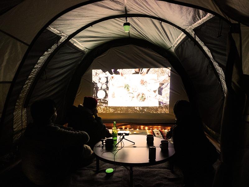 カマボコテント3Mのギャラリー画像