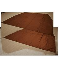 カマボコテント3L用マットシートセット製品画像