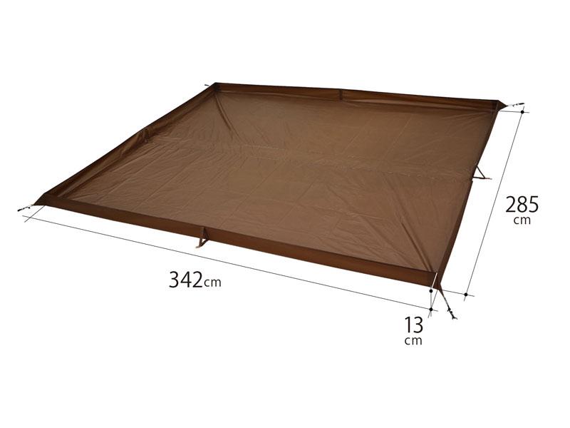 カマザシキLのサイズ画像