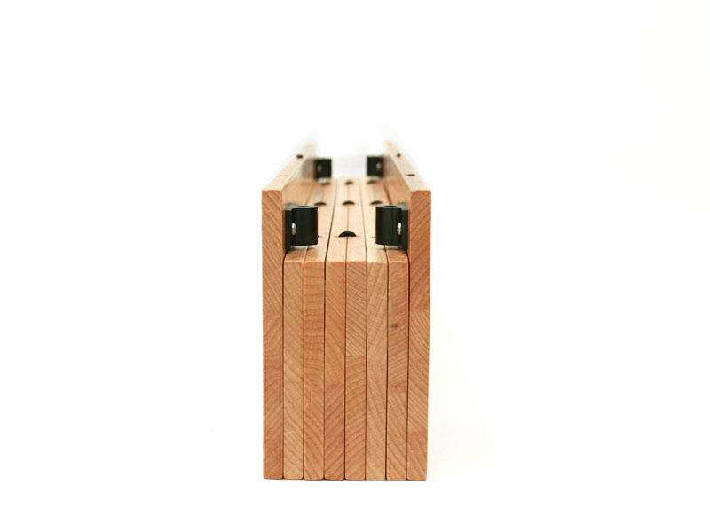 ジミニーテーブルМの収納/撤収方法