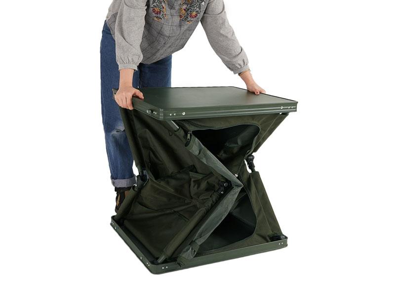 マルチキッチンテーブルの組立/設営方法
