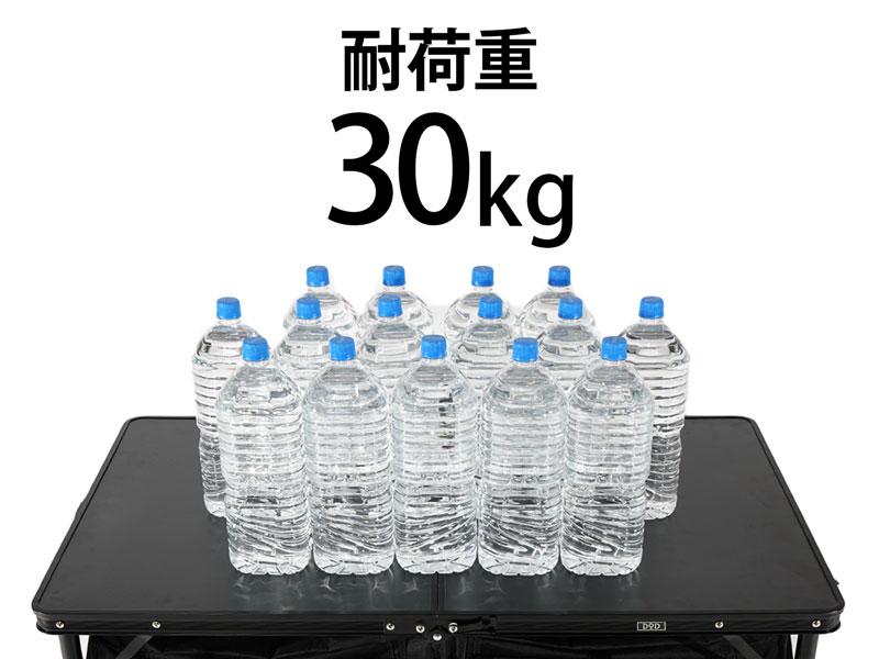 グッドラックテーブルの各部の特徴(耐荷重30kg)