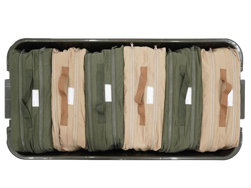 キガエルヤーツ(4色セット)ヨクミルヤーツへの収納イメージ画像