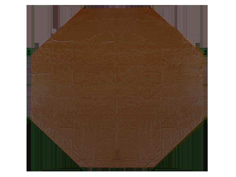 タケノコテント用グランドシートの製品画像