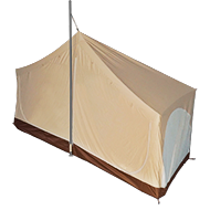 タケノコテント用インナーテントの製品画像